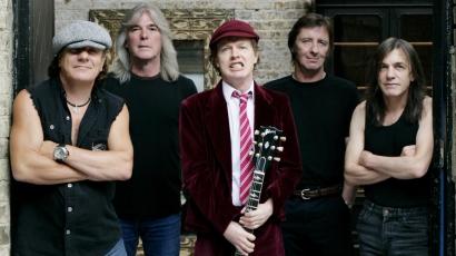 Elkezdtődtek az AC/DC új lemezének munkálatai