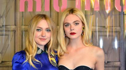 Elle Fanning bevallotta, korábban féltékeny volt nővérére, Dakota Fanningra