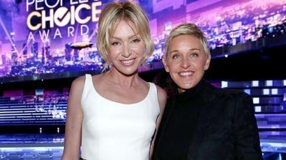 Ellen DeGeneres és Portia de Rossi szülők lettek