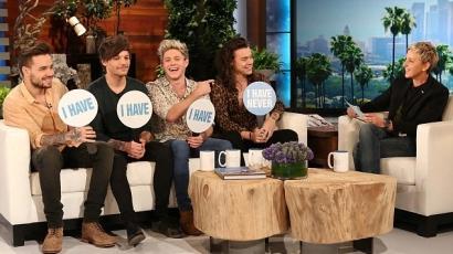 Ellen DeGeneres lerántotta a leplet a One Direction-srácok titkairól