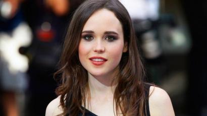 """Ellen Page színt vallott: """"Leszbikus vagyok!"""""""