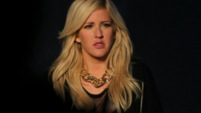 Ellie Goulding DJ-nek állt