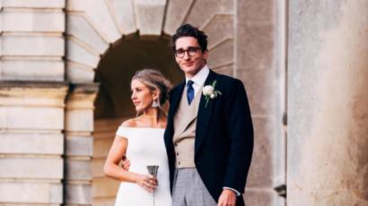 Ellie Goulding nem bízta a véletlenre: négy esküvői ruhája volt!