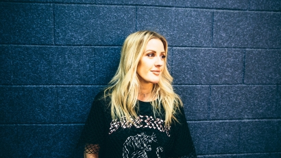 Ellie Goulding nem pihen: jön a 4. albuma!