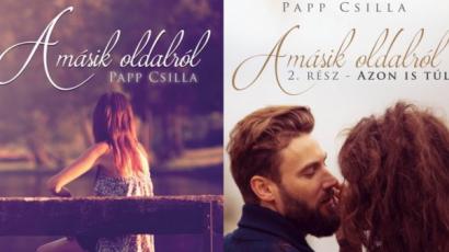 Elolvastuk: Papp Csilla – A másik oldalról 1-2.
