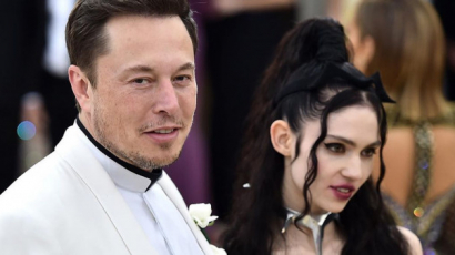 Elon Musk és Grimes máris megváltoztatták kisbabájuk nevét