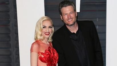 Először jelent meg hivatalosan is egy párként Gwen Stefani és Blake Shelton