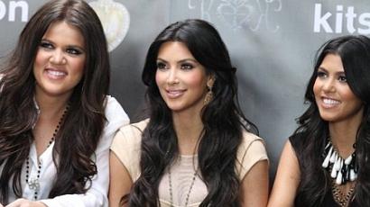 Elrabolták a Kardashian lányokat