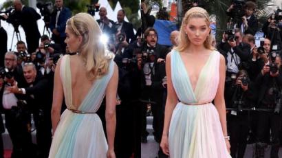 Elsa Hosk 12 csodaszép estélyi ruhája
