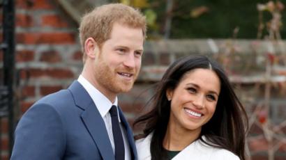 Első gyermekét várja Harry herceg és Meghan Markle