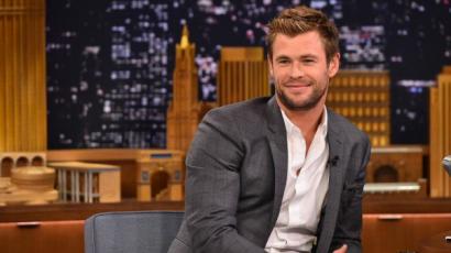 Első munkahelyéről mesélt Chris Hemsworth