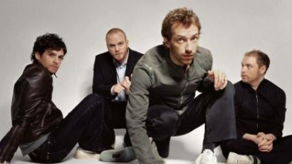 Első számú kedvenc: Coldplay