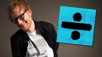 Elsőként nyitott Ed Sheeran lemeze