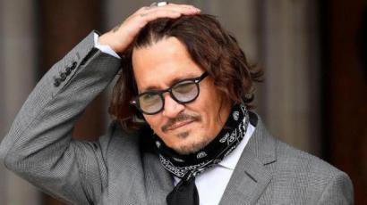 Elutasították Johnny Depp fellebbezését: a The Sun használhatja az asszonyverő jelzőt