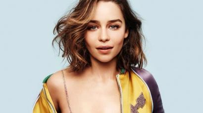 Emilia Clarke-nak elege van abból, hogy szexistának titulálják a Trónok harcát