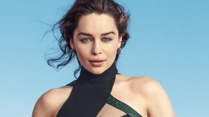 Emilia Clarke már kiskorában is divatőrült volt
