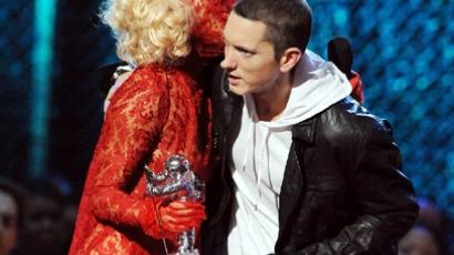 Eminem beszólt Lady Gagának
