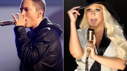 Eminem és Christina Aguilera duettje várható?