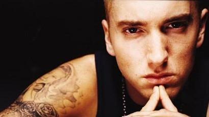 Eminem lemeze tarolt