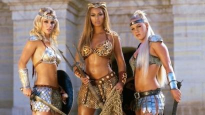 Emlékszel még? Ilyen az, amikor Britney, Beyoncé és Pink egyszerre vadul be