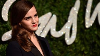 Emma Watson a legstílusosabb brit sztár