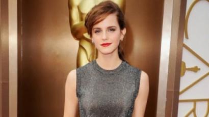 Így hódította meg Emma Watson a vörös szőnyeget