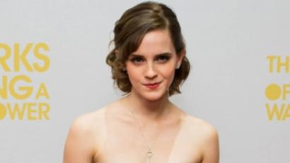 Emma Watson mégsem lesz Hamupipőke
