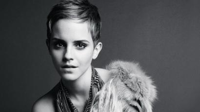 Emma Watson megijedt a csókjelenettől