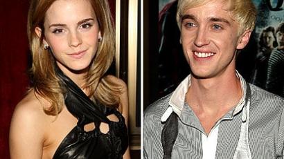 Emma Watson szerelmes volt Tom Feltonba