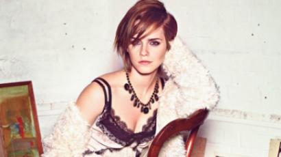 Emma Watson visszatér a Brown Egyetemre