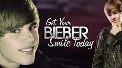 Legyen neked is Justin Bieber-mosolyod!