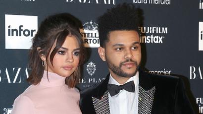 Ennyi volt! Valóban szakított Selena Gomez és The Weeknd