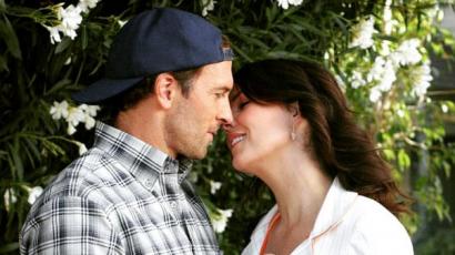 Ennyire izgult Scott Patterson, amikor először csókolta meg Lauren Grahamet