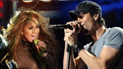 Enrique Iglesias és Jennifer Lopez közös turnéra indul?