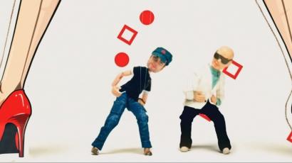 Enrique Iglesias és Pitbull marionett bábuvá változott