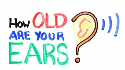 Érdekesség: tudd meg, hány éves a füled!