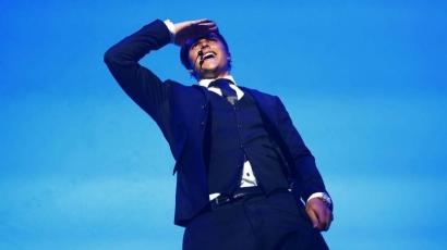 Eric Saade fel fog lépni a svéd X Factorban