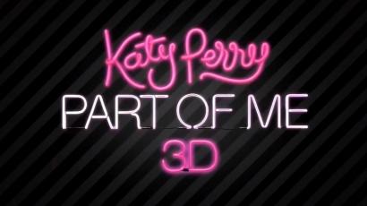 Érkezik Katy Perry 3D-s koncertfilmje
