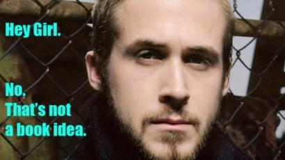 Érkezik Ryan Gosling Hey Girl könyve