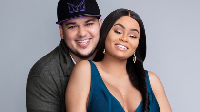 Esküvő lefújva! Rob Kardashian már nem akarja elvenni Blac Chynát