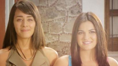 Esmeralda Pimentel nagy rajongója kolléganőjének
