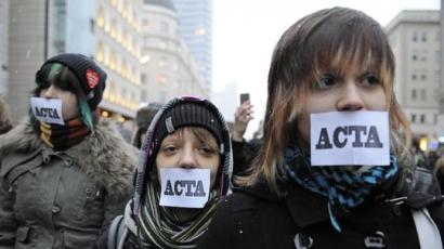 Elbukott az ACTA - nem kémkednek a felhasználók után