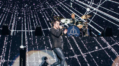 Európában fog turnézni a Panic! At The Disco!