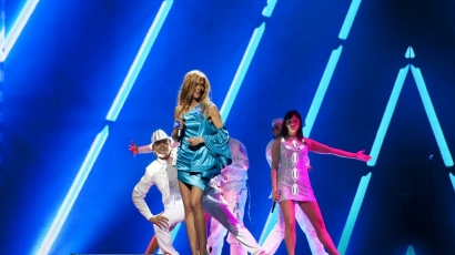 Eurovízió: Wolf Kati ma a színpadra lép!