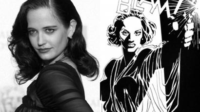 Eva Green a Sin City 2-ben
