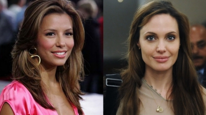 Eva Longoria csodálja Angelina Jolie-t