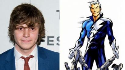 Evan Peters szuperhős lesz