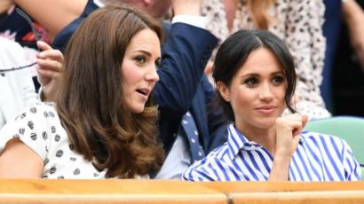 Ez az oka annak, hogy Kate Middleton és Meghan Markle nem kötött barátságot