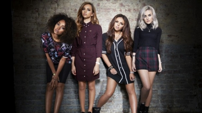 Gold Magic lesz a Little Mix parfümjének neve
