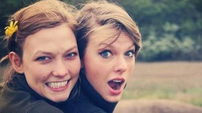 Ez volt az oka annak, hogy Taylor Swift és Karlie Kloss összerúgta a port